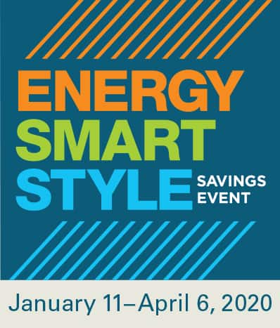 Hunter Douglas Energy Smart Savings Event for Window Treatments