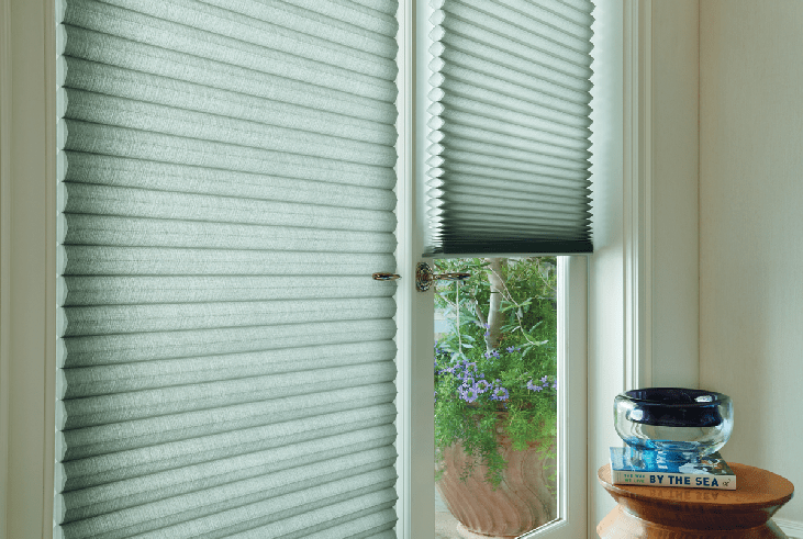 Unique Benefits of Honeycomb Shades for Homes Near Fremont, California (CA) like Window Insulation from Duette