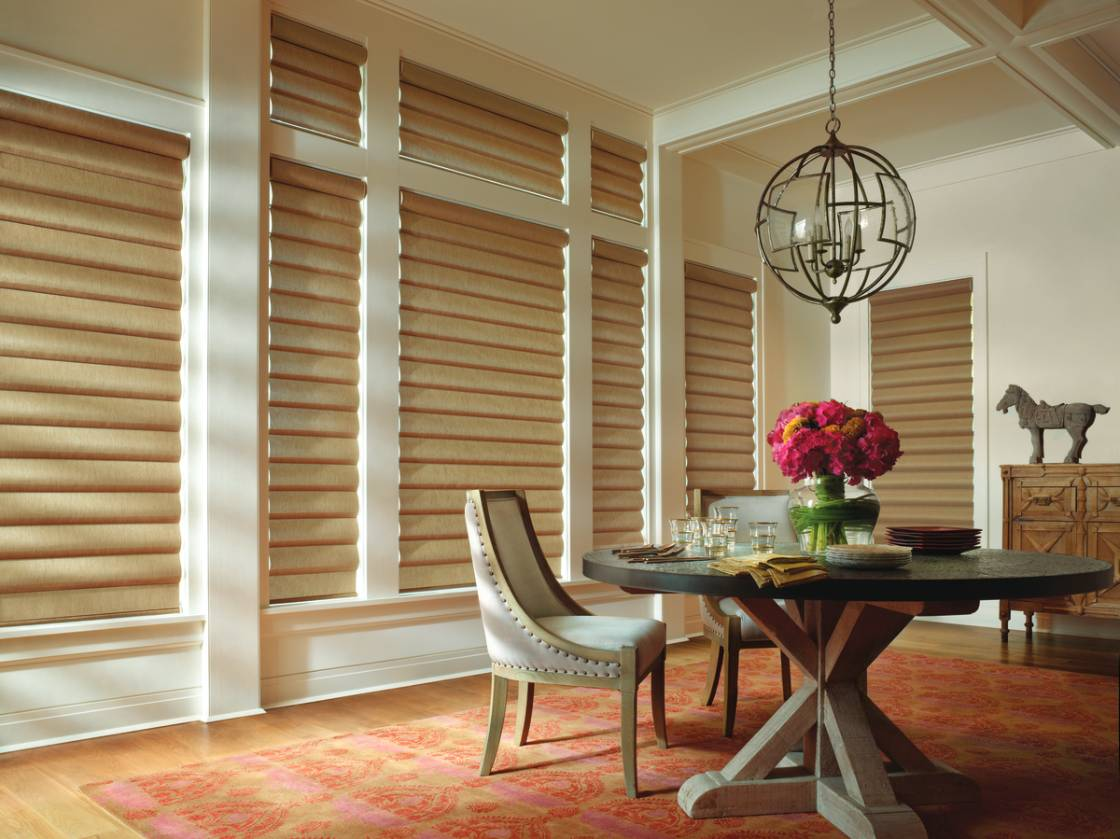 Hunter Douglas Alustra® Window Treatments Near Fremont, California (CA) including honeycomb shades and more
